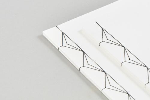Reliure contemporaine, par Atelier Martial